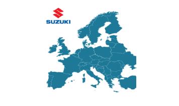 HERE | Suzuki | SX4 S-Cross | 2014 | SLDA Europe - 2016 |